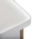 Plan à langer Wood commode 4 tiroirs
