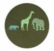 Parure de lit 140x200 Safari